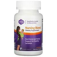 Fairhaven Health, <b>Milkies</b>, <b>Nursing Blend</b>, 90 Capsules - iHerb