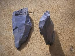 Image result for ancient stone Debitage