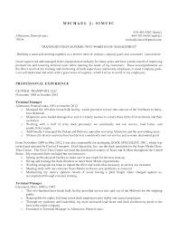 distribution managers resume warehouse manager resume templates