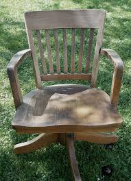 antique swivel office chair refinish antique swivel office chair