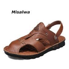<b>Misalwa</b> Men Sandals <b>Fashion</b> Beach Shoes Newly <b>2019 Summer</b> ...