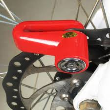 Scooter <b>Bike Bicycle Motorcycle</b> Safety <b>Disc</b> Brake Rotor Lock ...