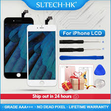 <b>Grade AAA</b>+++ For iPhone 6 6S 7 8 Plus <b>LCD</b> With 3D Force Touch ...