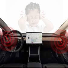 <b>2Pcs</b> Tire Insulation <b>Cotton Car Styling</b> For Tesla Model 3 2017 ...