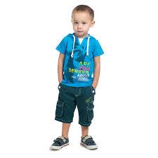 Футболка детская <b>V</b>-<b>Baby</b> (цвет: <b>голубой</b>, пол: мужской, 3 года ...