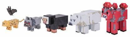 <b>Игровой набор</b> Jazwares <b>Minecraft</b> Животные 16609 — купить по ...