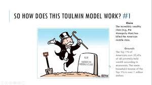 the toulmin model explained   youtubethe toulmin model explained