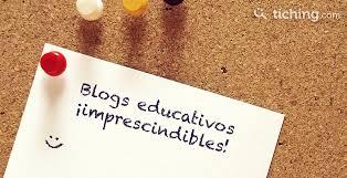 Resultado de imagen de Blogs educativos
