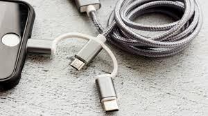 Теперь можно выбросить все кабели в доме, кроме одного