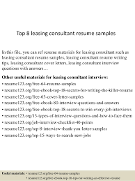 top-8-leasing-consultant-resume-samples-1-638.jpg?cb=1429947902