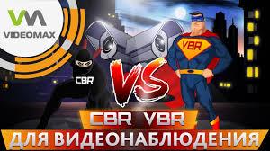<b>CBR</b> или VBR для видеонаблюдения - YouTube