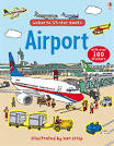Images & Illustrations of airport book