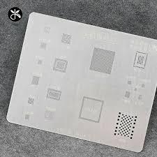 For iPhone 6s / 6s Plus 3D IC Repair <b>BGA</b> Tin Plate Steel Net ...