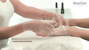 Procedimento Manicure senza acqua (Italiano) - BrazzCare - YouTube