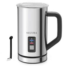 Secura <b>Automatic Electric Milk</b> Frother and Warmer (250ml)