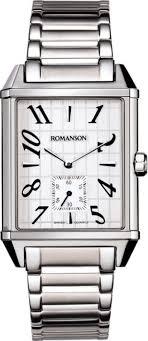 <b>часы</b> наручные <b>Romanson TM7237MW</b>(WH)