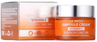 La Miso <b>Ампульный крем с</b> витамином С, 50 мл — купить в ...