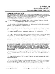 ch study guide native americans in the united states