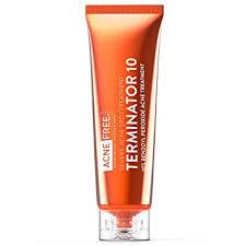 Acne Free Terminator 10 Acne Spot Treatment with ... - Amazon.com