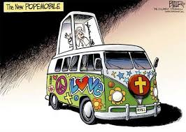 Image result for vatican pope cartoon pic