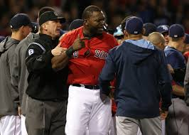 Image result for david ortiz anger in baseball