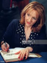 author j k rowling turns photos and images getty images j k rowling author of the best selling harry potter children s books autographs one of
