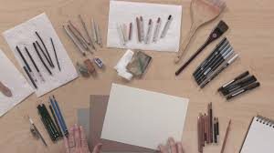 The <b>best paper</b> for drawing with <b>colored</b> pencil, graphite and pen ...