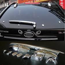 <b>ABS chrome</b> tail wiper for KIA sportage free shipping car styling trim ...