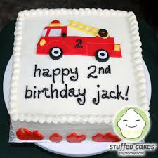 Firefighter Cupcake Decorations 17 Best Ideas About Fire Truck Cakes On Pinterest Firefighter