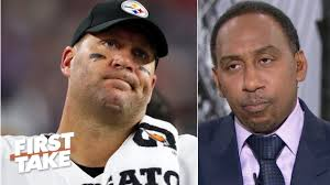 Stephen A. reacts to Ben Roethlisberger injury news: It's over for the ...