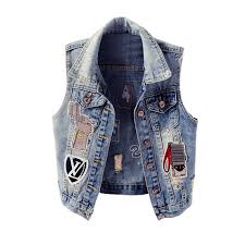 Vest Women <b>2019</b> Spring <b>Summer Korean</b> Beading Flower Holes ...