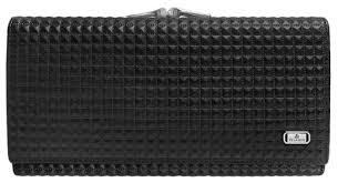 Купить Кошелек Loui Vearner 48-289, натуральная кожа черный ...