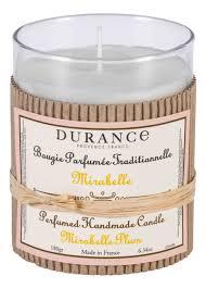 <b>Ароматическая свеча Perfumed Handmade</b> Candle Mirabelle Plum ...