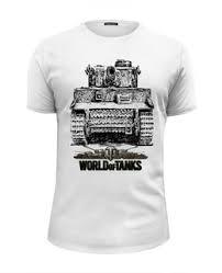 """Мужские <b>футболки</b> c особенными принтами """"tanks"""" - <b>Printio</b>"""