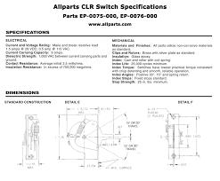 original crl way blade switch com ep 0075 000 original crl 3 way switch