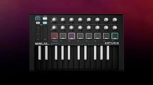 <b>Arturia MiniLab MkII</b> Inverted: лимитированная версия одной из ...
