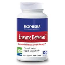 Enzymedica, <b>Enzyme Defense</b>, Specialized <b>Enzyme</b> Formula For ...