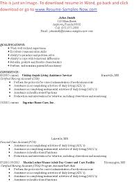 sample resume for nursing assistant   resumecareerobjective com    sample resume for nursing assistant cna resume  pictures cna training resume