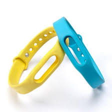 <b>Replacement Silicone Wrist Strap</b> Bracelet Wristband for Xiaomi Mi ...