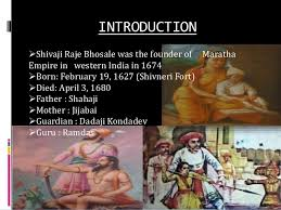 「1674 Shivaji Bhonsle」の画像検索結果