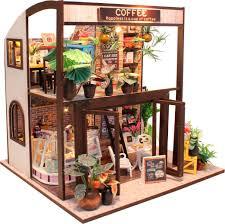 "Румбокс. Интерьерный <b>конструктор DIY</b> MINI <b>House</b> ""<b>COFFEE</b> ..."