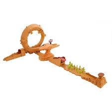 Игровой <b>набор</b> Большой холм Mattel <b>Disney Pixar</b> 3 в 1 (DVF40 ...