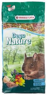 <b>Корм</b> для дегу <b>Versele</b>-<b>Laga Nature</b> Degu — купить по выгодной ...