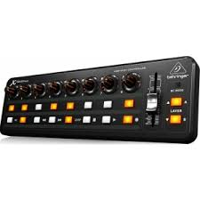<b>Миди</b>-<b>контроллер BEHRINGER X-TOUCH</b> MINI купить в Москве ...
