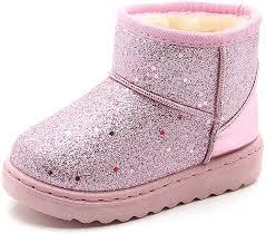 Boots Shoes & Handbags Toddler/Little Kid UBELLA <b>Girls</b> Glitter ...