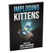 <b>Imploding Kittens</b> - The <b>Big</b> Box - Boardgames SA