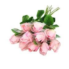 Gotian 10PCS Artificial Flower Moisturizing Rose ... - Amazon.com