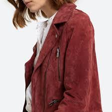 <b>La Redoute</b> - ХИТ ПРОДАЖ! 🛍️ Кожаный <b>блузон</b> в байкерском...