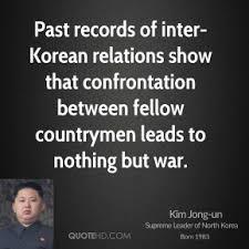 Kim Jong-un Quotes. QuotesGram via Relatably.com