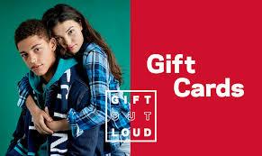 Gift Card - eGift Cards | Aeropostale